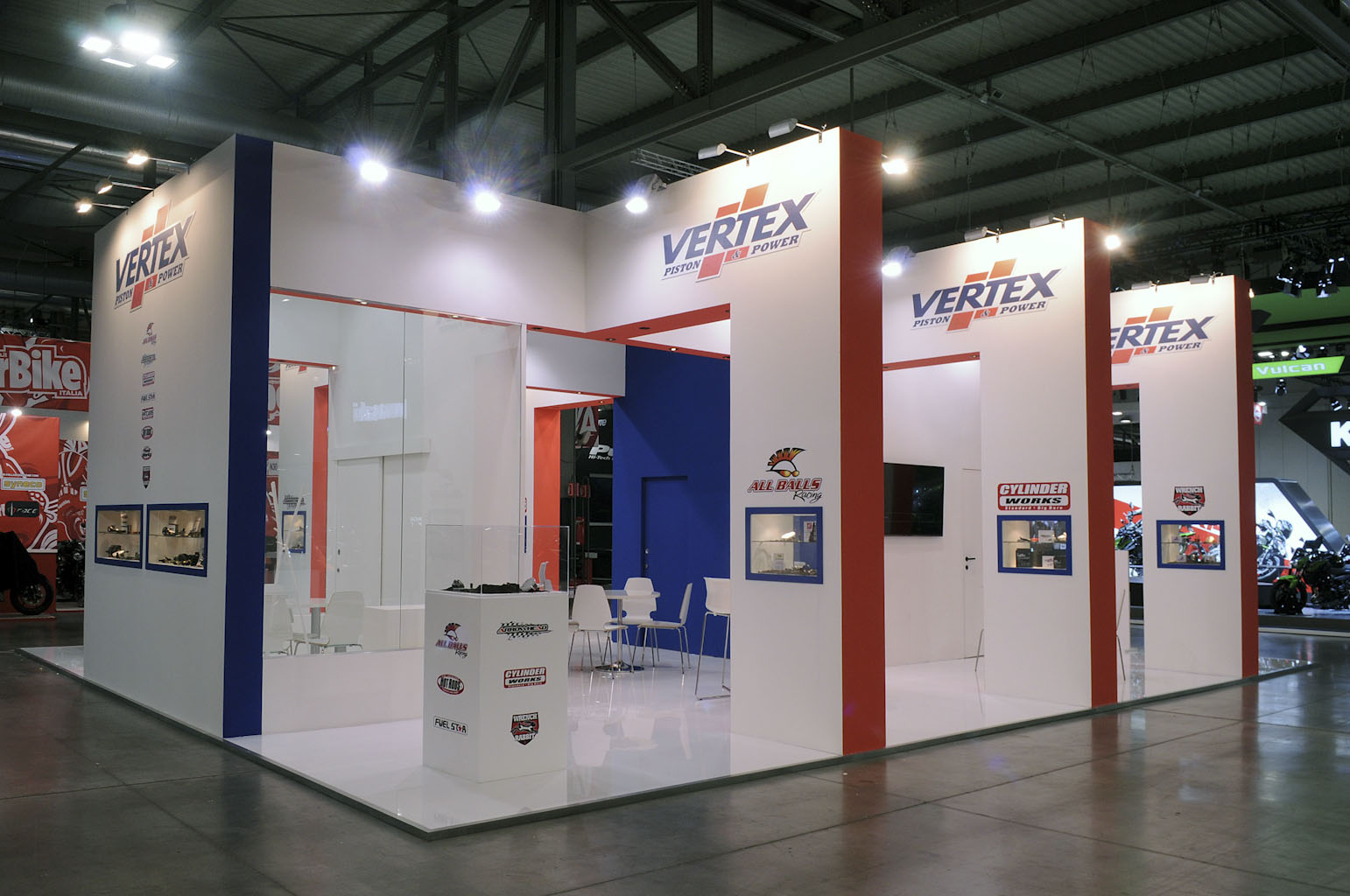 Vertex - Eicma